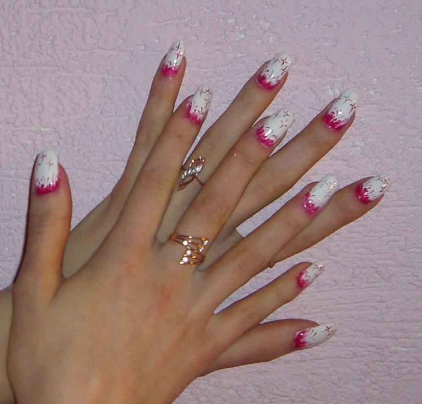 Материнство рисунки на ногтях.
